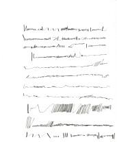 Mirtha Dermisache - Diez Cartas (1970) - Florent Fajole éditeur - 3