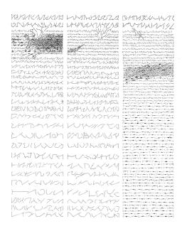 Mirtha Dermisache : Nueve Newsletters y Un Reportaje - El Borde, Mobil-Home, Manglar - Newsletter 5