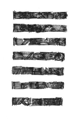 Mirtha Dermisache : Fragmento de historia, 1974 - Florent Fajole éditeur - 5