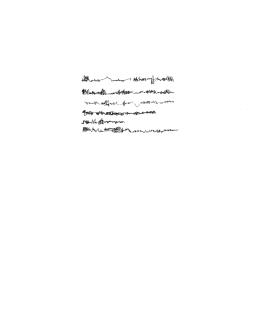 Mirtha Dermisache - Libro n°8, 1970 - Xul : Mobil-Home : Manglar - 10